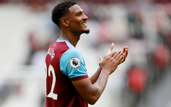 Image for Cascarino joke over Haller won't be appreciated