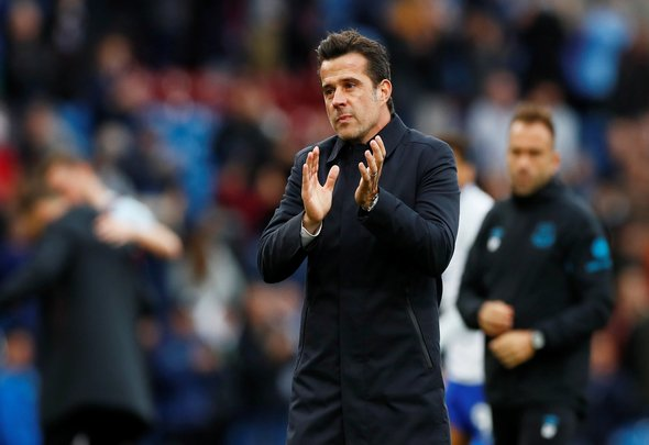 A loss to West Ham could see Silva sacked