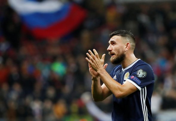 Snodgrass reacts as Morrison retirement is announced