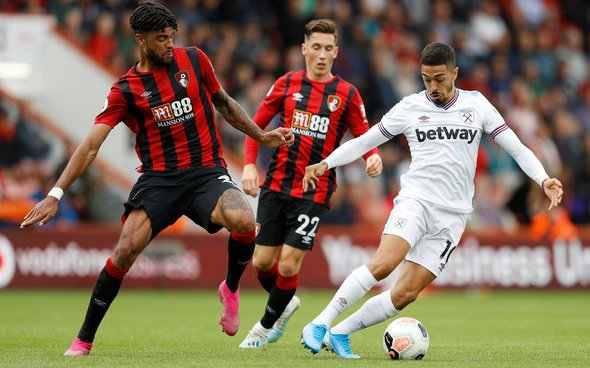 Image for Lanzini could be back in December