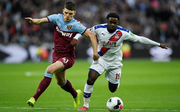 Image for Rice update is huge relief for West Ham