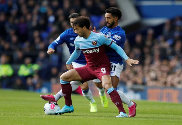 Anderson set to return v Crystal Palace