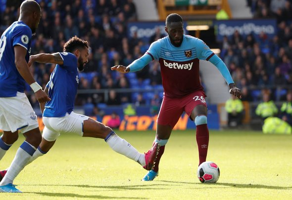 Masuaku must replace Fornals v Wolves