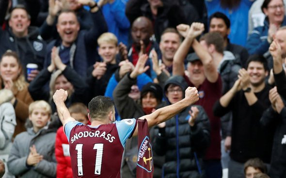 Image for Cottee compares Snodgrass to Bonds