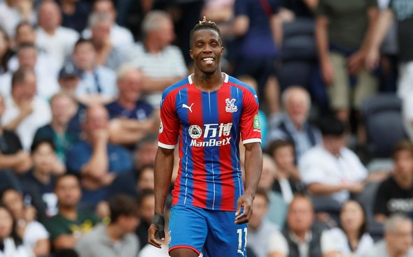 Image for West Ham need plan for Zaha