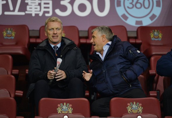 David Moyes in strong position to seal West Ham return – Sky Sports