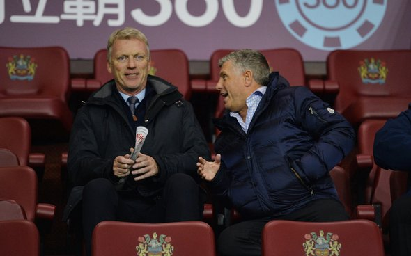 Image for West Ham fans open to Moyes return