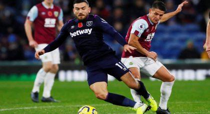 West Ham fans slaughter Snodgrass v Southampton