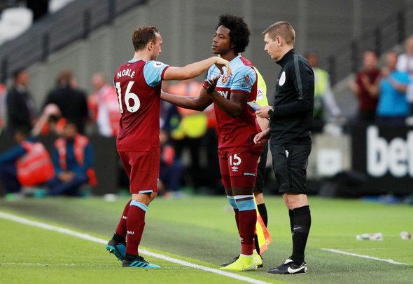 Image for West Ham ready £1m Sanchez sale, may also sanction loan exit