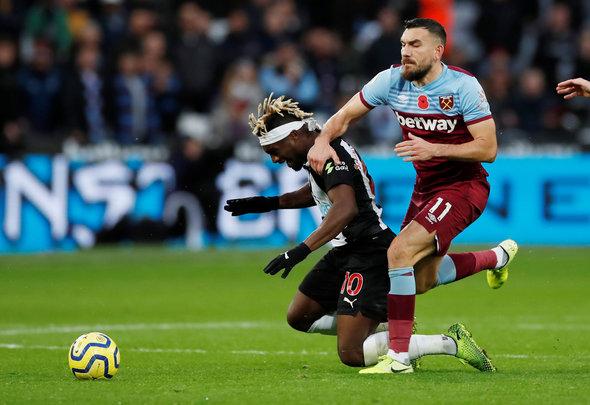 Nicholas predicts West Ham v Burnley
