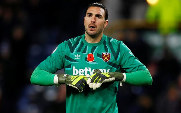 Image for West Ham tried to sign Roberto in summer 2018