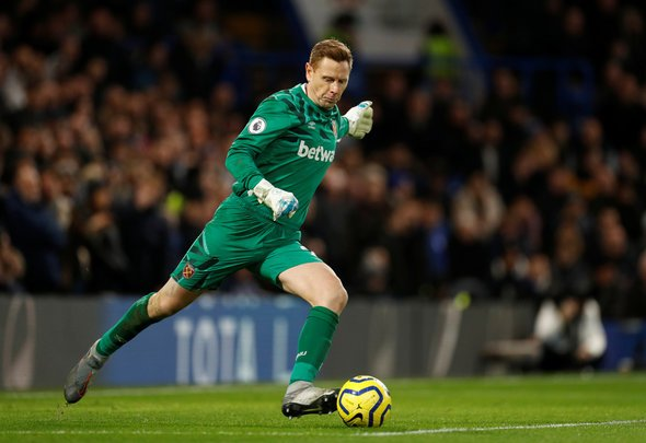 Martin surely set to start until Fabianski return