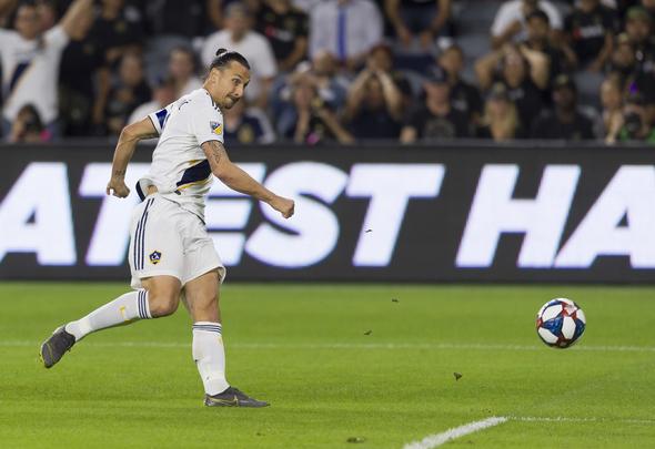 Image for Collison backs West Ham to sign Zlatan