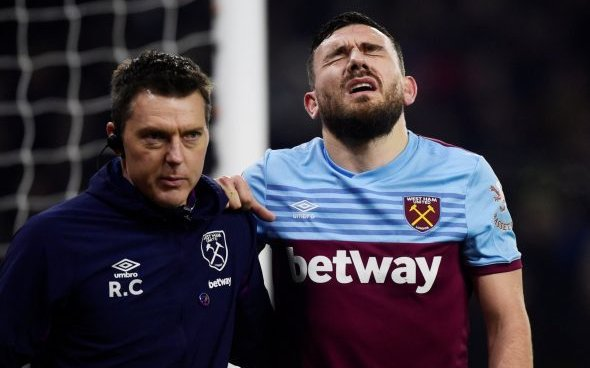 Image for Opinion: Uplifting West Ham injury news could provide extra firepower in late push