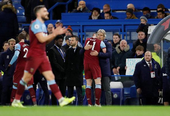 Redknapp gushes over Rice v Chelsea
