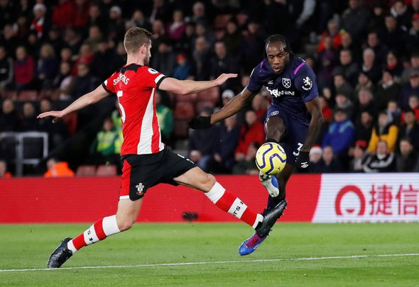 Crooks blown away by Antonio v Southampton
