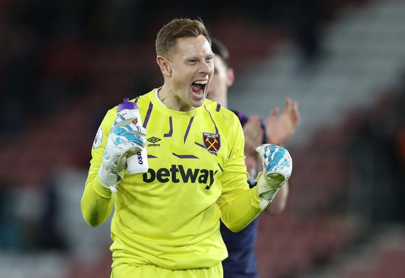 West Ham could have 'keeper dilemma v Crystal Palace