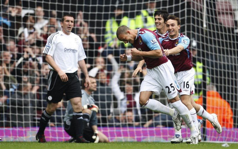 Image for West Ham fans heap praise on Bobby Zamora as he turns 39