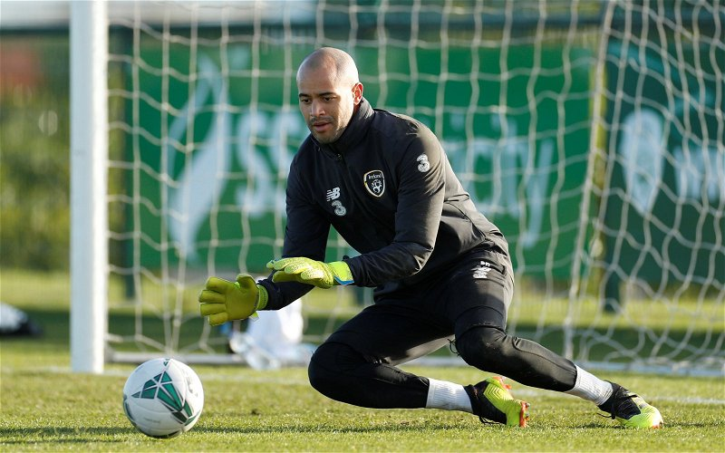 Image for West Ham fans react to Darren Randolph's first words after re-signing
