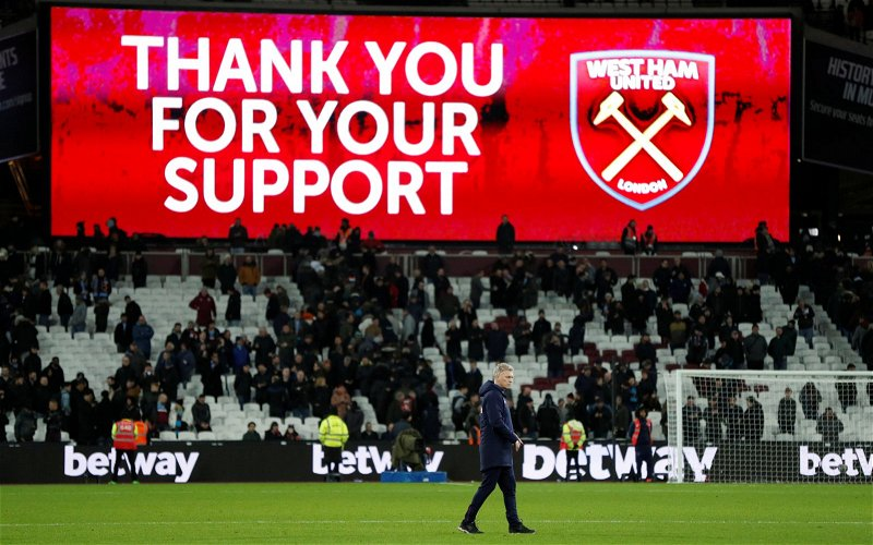 Image for West Ham supporters on social media over the moon as Maya Jama reveals she's a Hammer