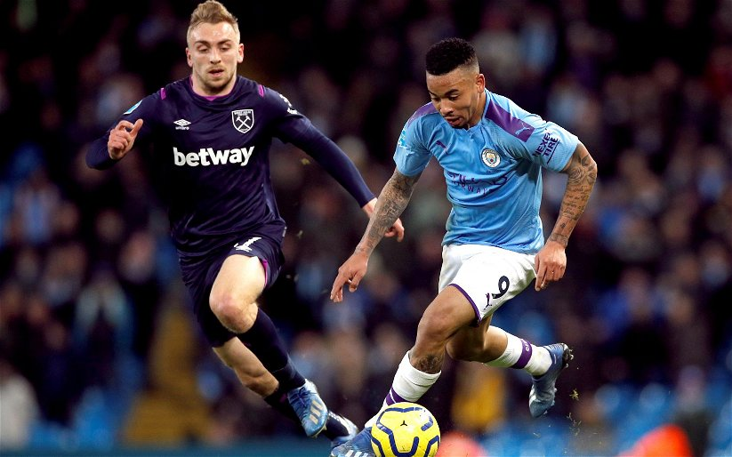 Image for West Ham fans believe Jarrod Bowen was introduced too late at Manchester City