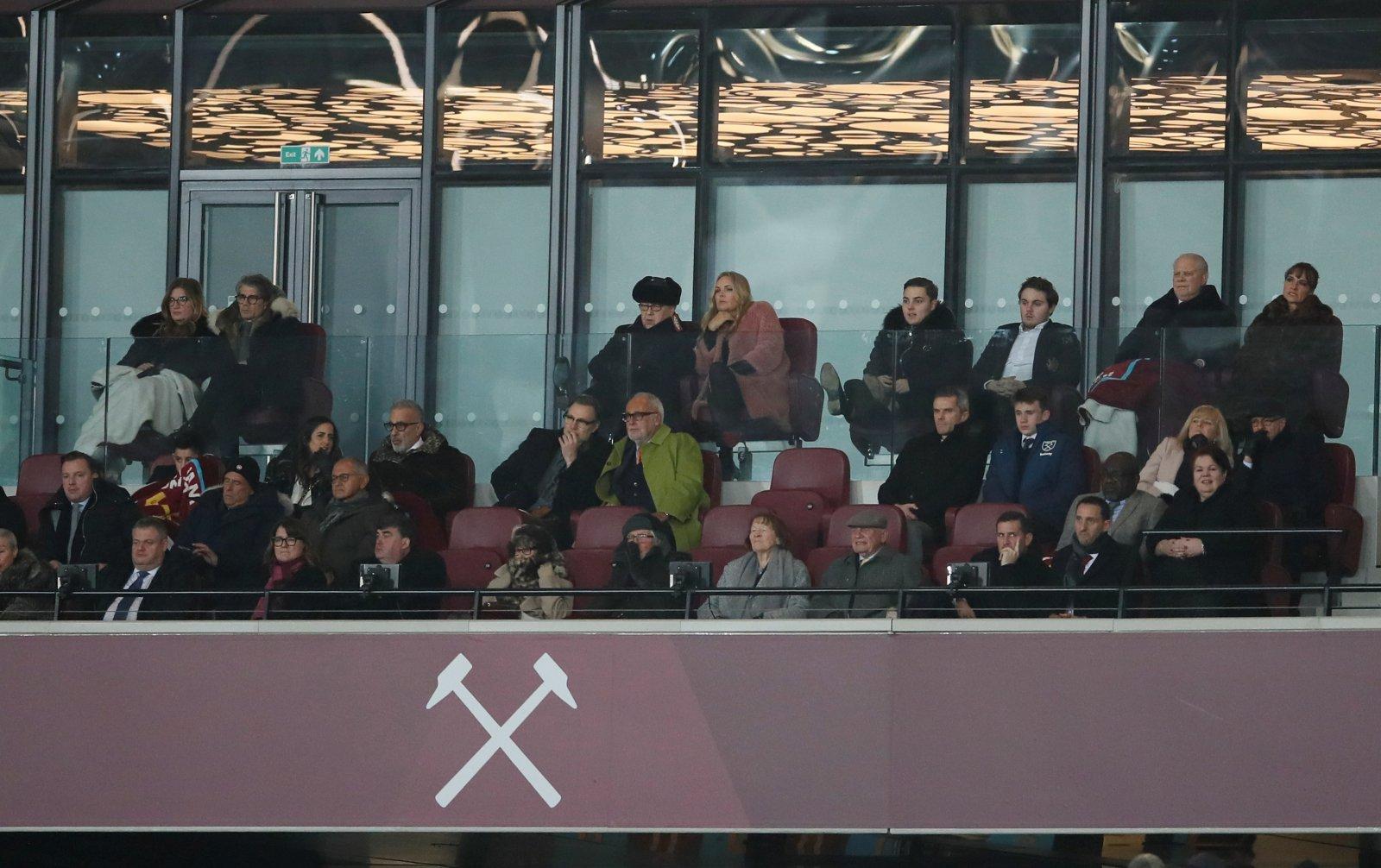 Image for West Ham fans react to Jacqueline Gold Twitter mishap