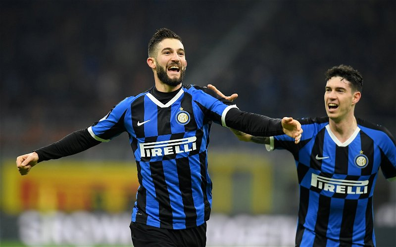 Image for West Ham fans don't know what to think about Roberto Gagliardini rumour