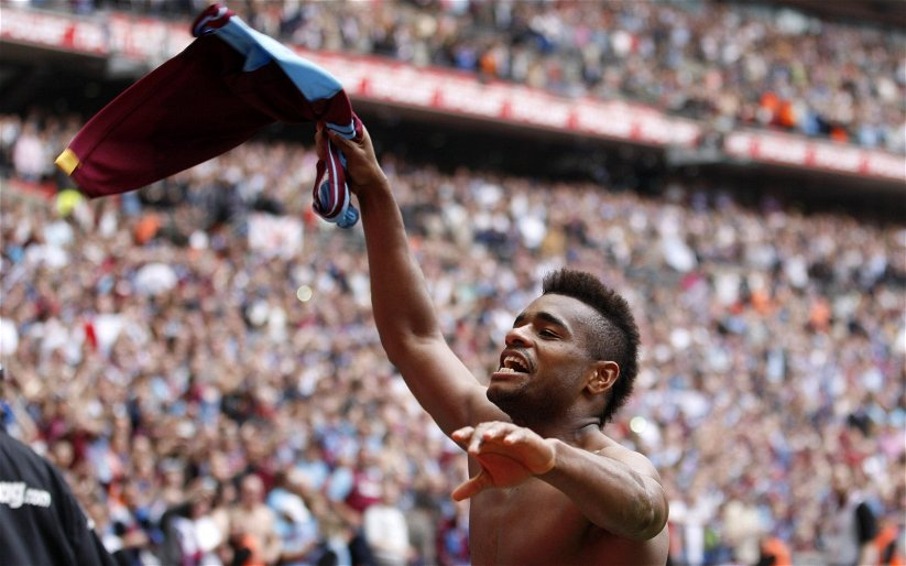 Image for West Ham fans of Twitter on what they were doing during special club moment