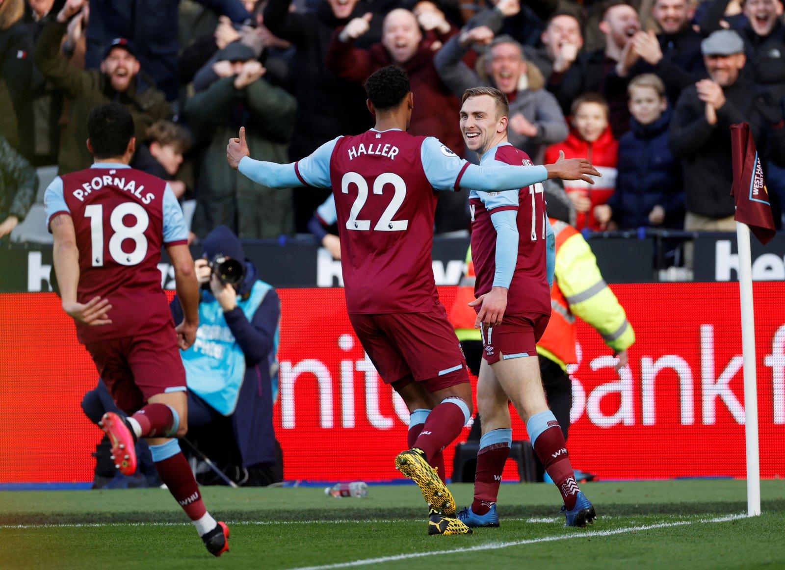 Image for West Ham fans lap up latest comments from Jarrod Bowen