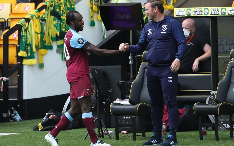 """Image for Pundit backs new contract for """"hard working"""" West Ham star"""