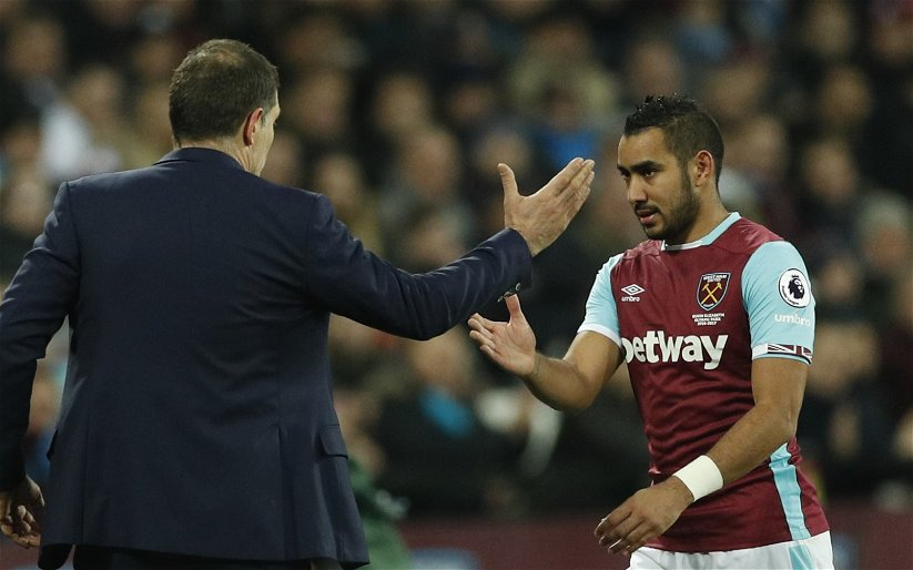 Image for Irons react as magic Dimitri Payet moment emerges