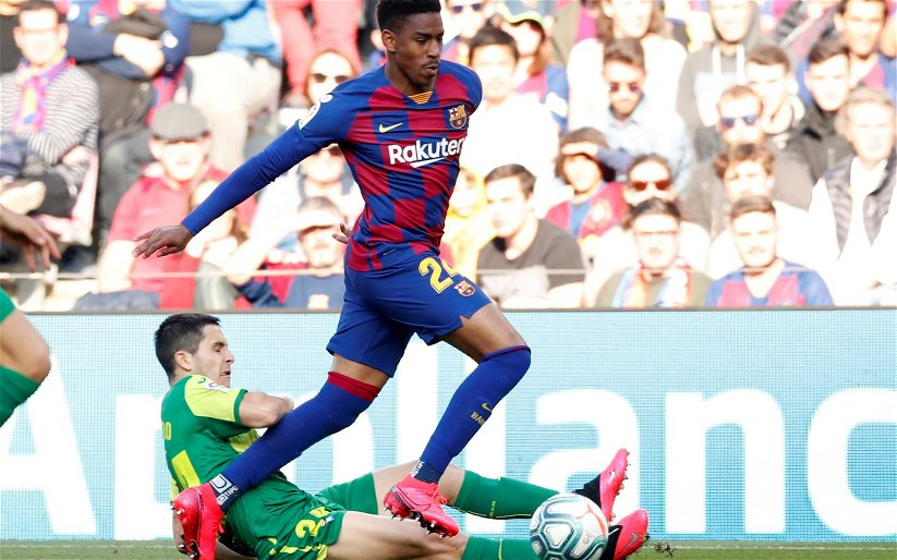 Image for Report: West Ham target Junior Firpo made available