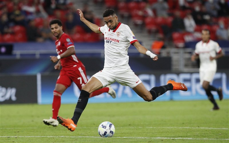 Image for Report: West Ham 'expected' to reignite Youssef En-Nesyri pursuit