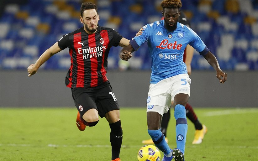 Image for Many West Ham fans delighted at Tiemoue Bakayoko links