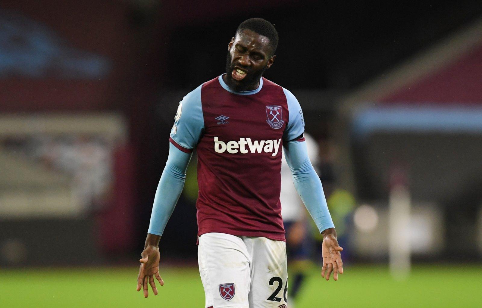 Image for West Ham fans flock to positive Arthur Masuaku update