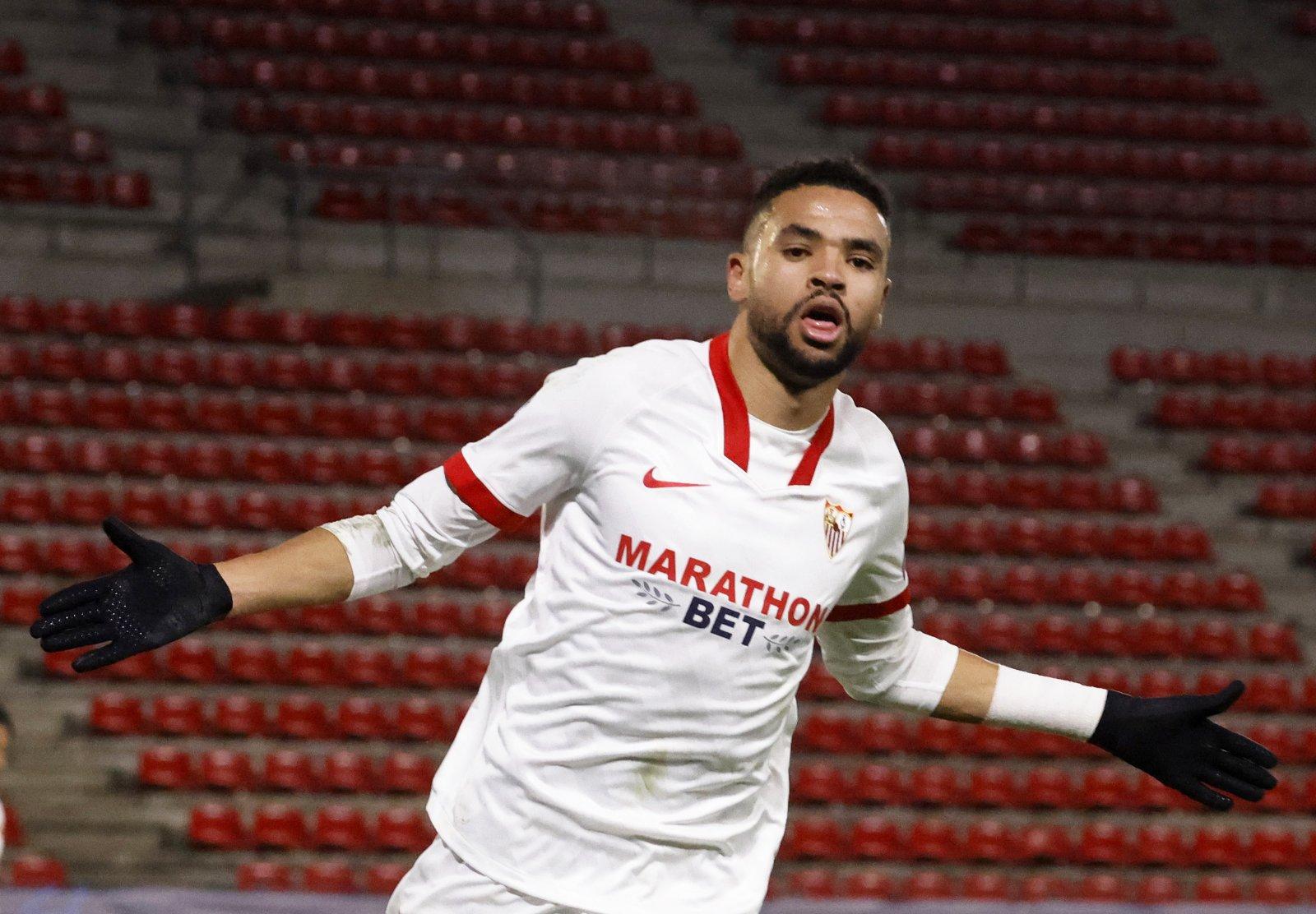 Image for Report: West Ham will return for Youssef En-Nesyri