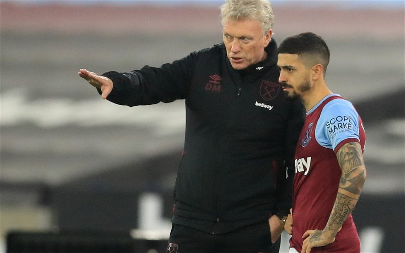 Image for Report: Manuel Lanzini ready to leave West Ham