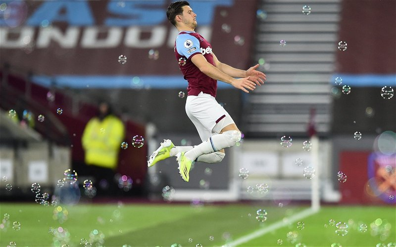Image for Many West Ham fans baffled as Aaron Cresswell overlooked