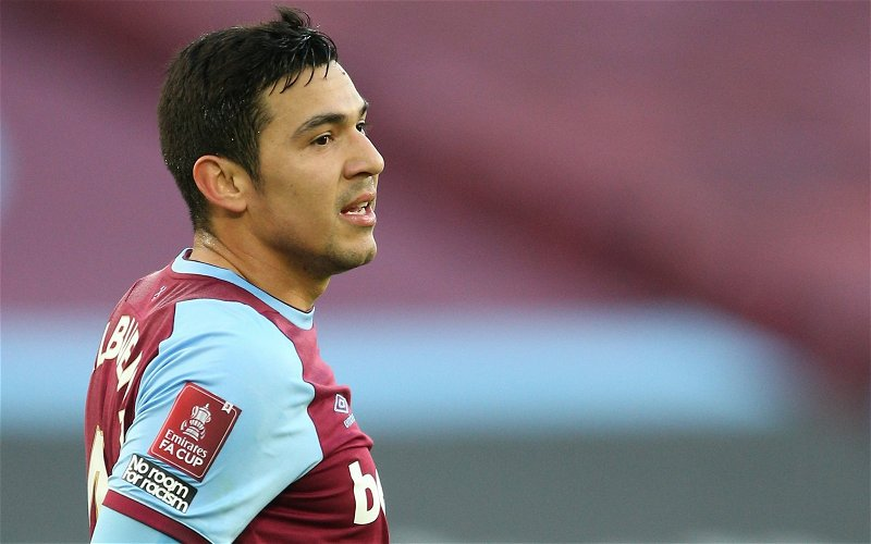 Image for Many West Ham fans unhappy as Fabian Balbuena news emerges