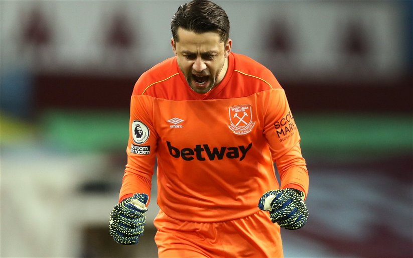 Image for West Ham goalkeeper Lukasz Fabianski signs new contract
