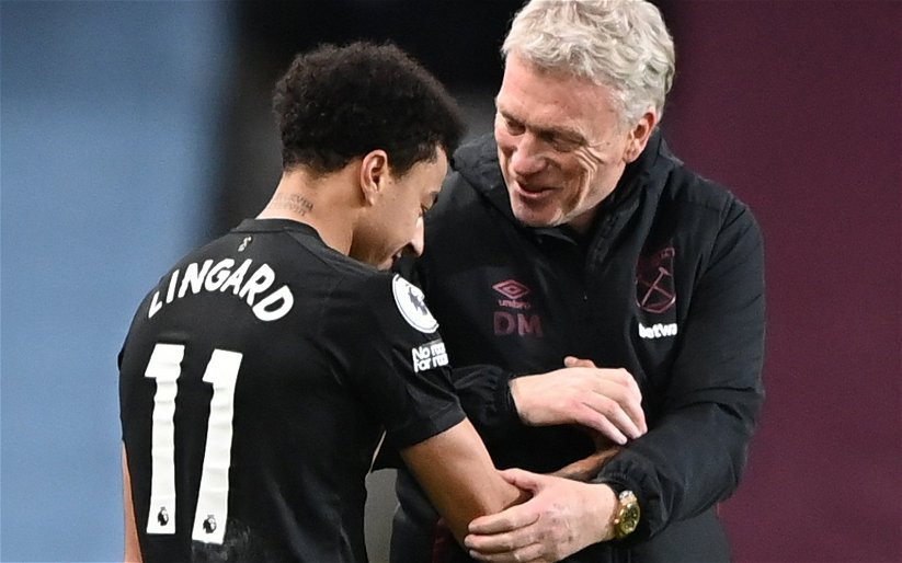 Image for David Moyes insists Jesse Lingard deal not on the mind