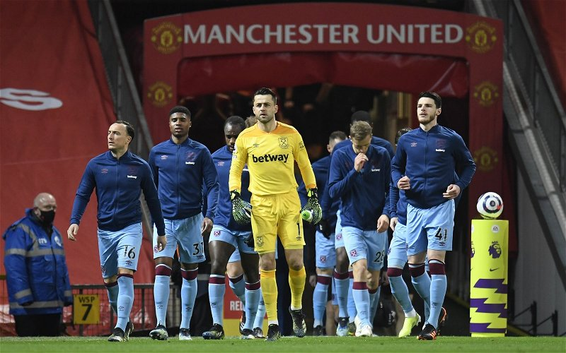 Image for West Ham Player Ratings: Manchester United (A)