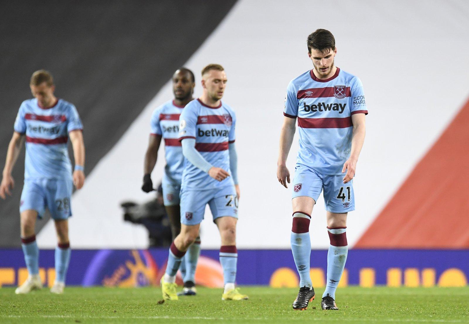 Image for Some West Ham fans lament defensive approach