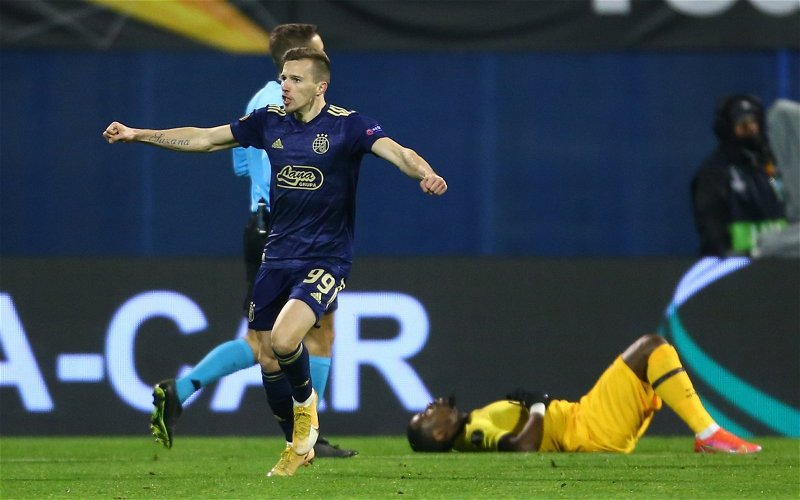 Image for Report: West Ham make contact over Mislav Orsic deal