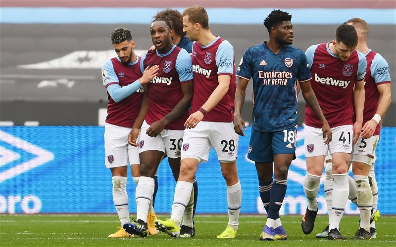 Image for West Ham Player Ratings: Arsenal (H)