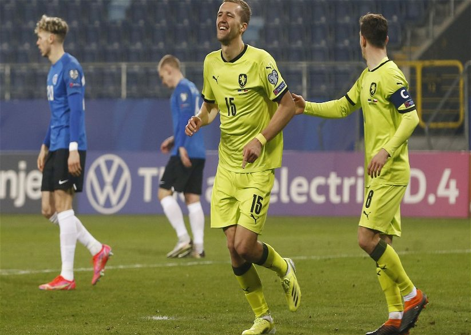 Image for Many West Ham fans laud Tomas Soucek after international hat-trick