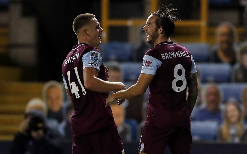 Image for West Ham Among Clubs Scouting Josh Brownhill